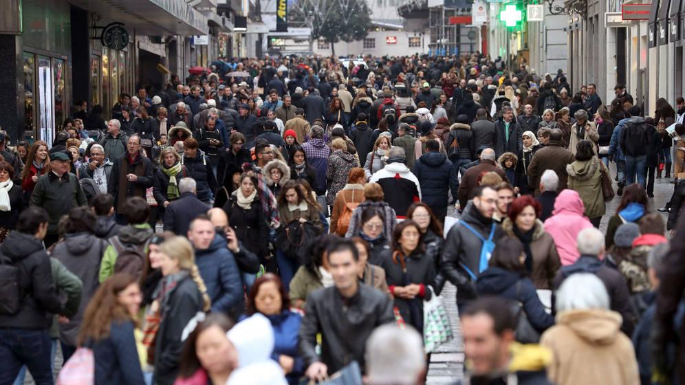 Regreso a 2007: Los españoles disparan su gasto y ahorran la mitad que los europeos